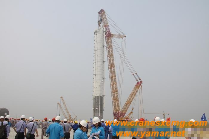 XCMG 4000 ton crawler crane (3)