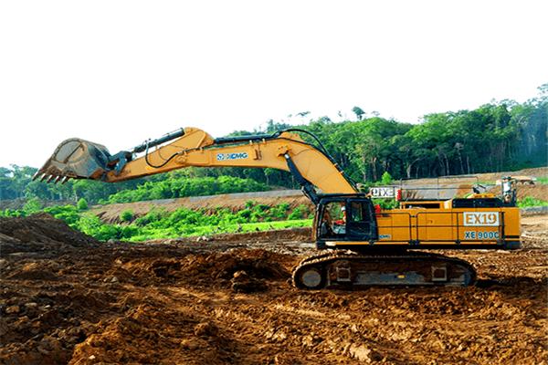 比肩国际巨头 徐工成套矿山机械