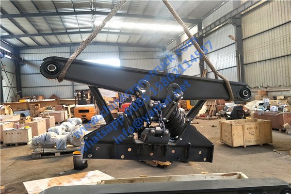 Customer order XCMG 70 ton crane parts