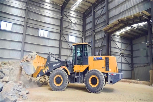 XCMG big loader