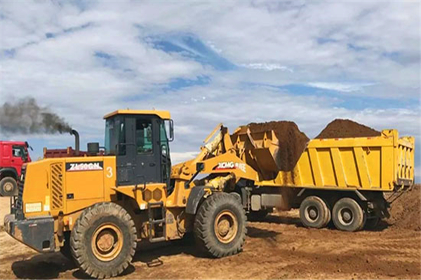 XCMG 5 ton loader
