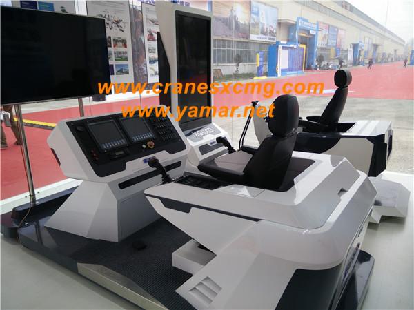 XCMG operation training system