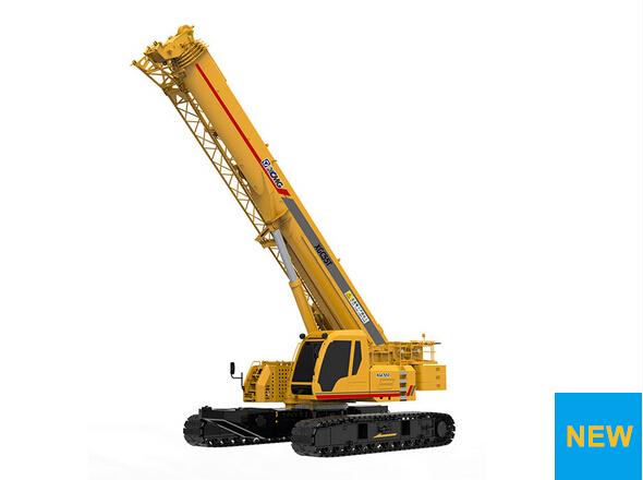 Telescopic Crane 200 Ton : Xcmg ton telescopic crawler crane xgc t from changzhou