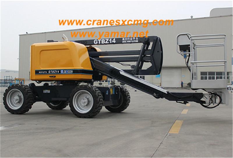 XCMG GTBZ14 knuckle boom manlift