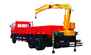 XCMG 4 ton Truck-Mounted Crane SQ4ZK2