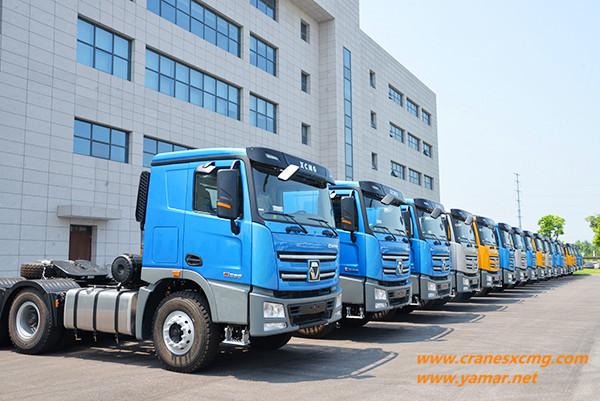 XCMG HANVAN heavy trucks