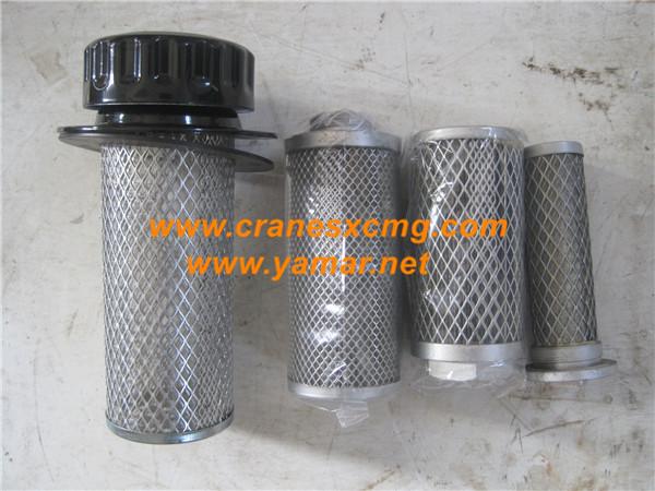 XCMG wheel loader part filter