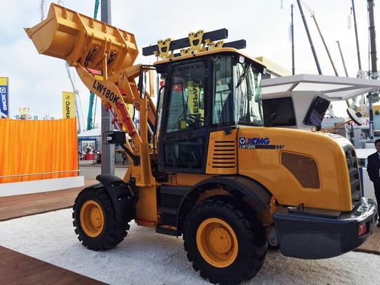 XCMG LW180K wheel loader
