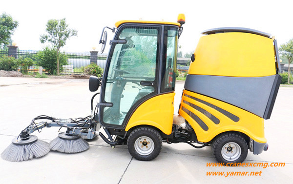 XCMG sweeper small bee