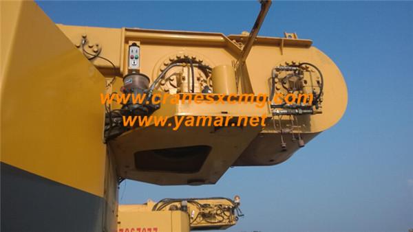 XCMG 130 ton truck crane QY130K-I(2)