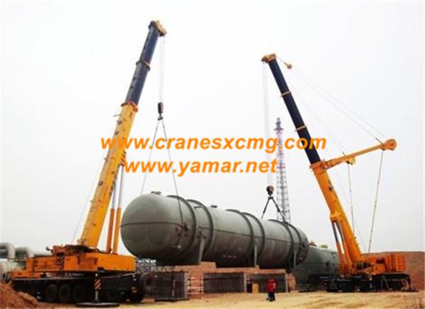 XCMG 650 ton all terrain crane QAY650 (3)