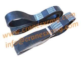 XCMG crane parts-Cummins Fan Belt