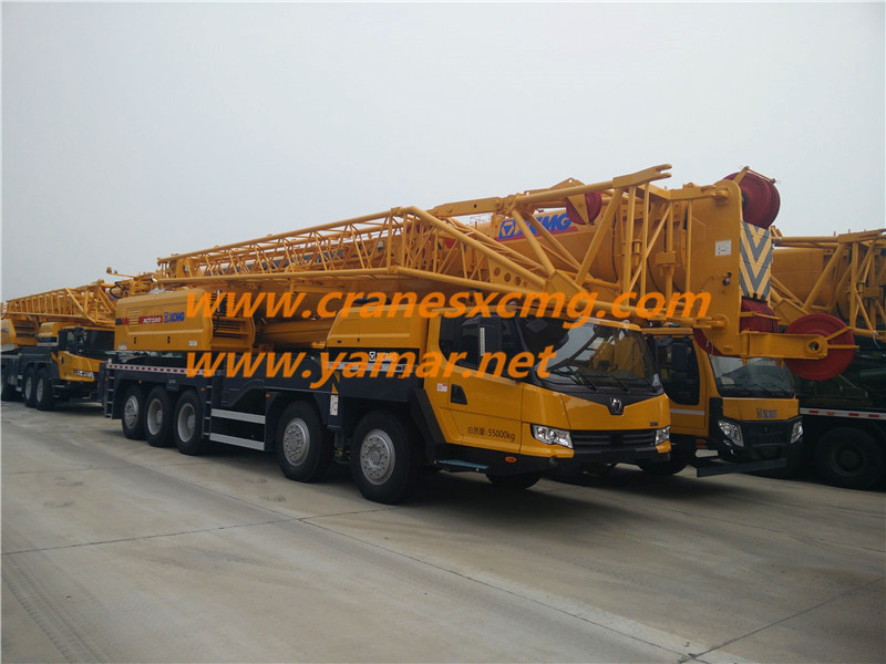 XCMG 100t truck crane XCT100