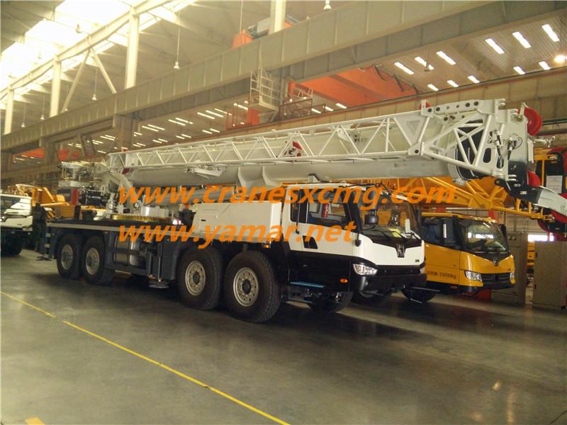 XCMG 85t truck crane BR850
