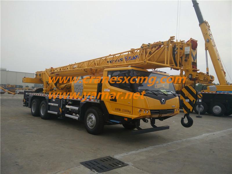 XCMG truck crane XCT16