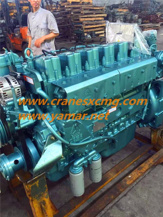 XCMG Crane Engine (1)